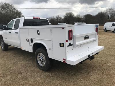 2019 Silverado 2500 Double Cab 4x4,  Knapheide Standard Service Body #130634F - photo 4