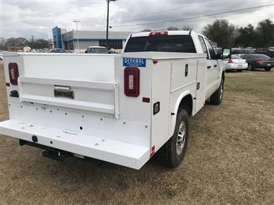 2019 Silverado 2500 Double Cab 4x4,  Knapheide Standard Service Body #130634F - photo 10