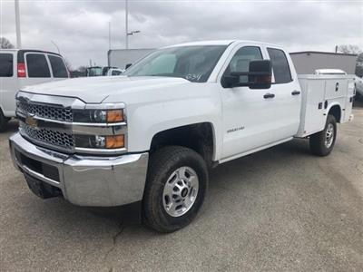 2019 Silverado 2500 Double Cab 4x4,  Knapheide Standard Service Body #130634F - photo 19