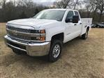 2019 Silverado 2500 Double Cab 4x4,  Knapheide Service Body #130634F - photo 1
