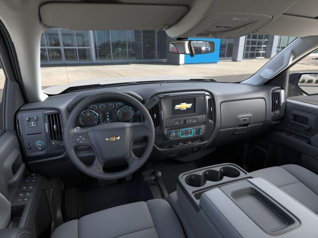 2019 Silverado 1500 Double Cab 4x2,  Pickup #185108 - photo 10