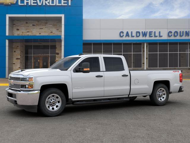 2019 Silverado 2500 Crew Cab 4x4,  Pickup #192226 - photo 1