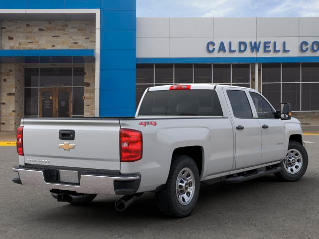2019 Silverado 2500 Crew Cab 4x4,  Pickup #192226 - photo 4