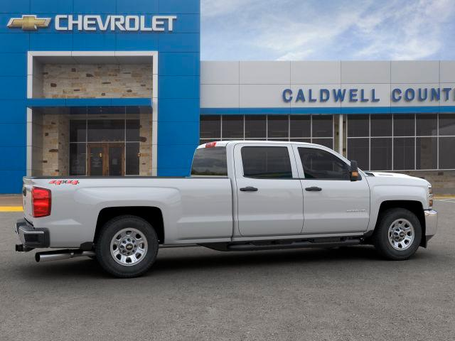 2019 Silverado 2500 Crew Cab 4x4,  Pickup #192226 - photo 5