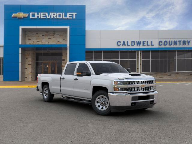 2019 Silverado 2500 Crew Cab 4x4,  Pickup #192226 - photo 6