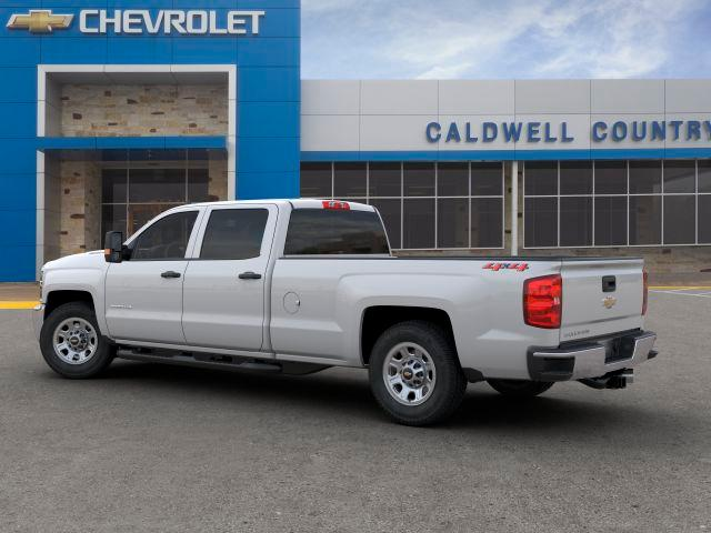 2019 Silverado 2500 Crew Cab 4x4,  Pickup #192226 - photo 2