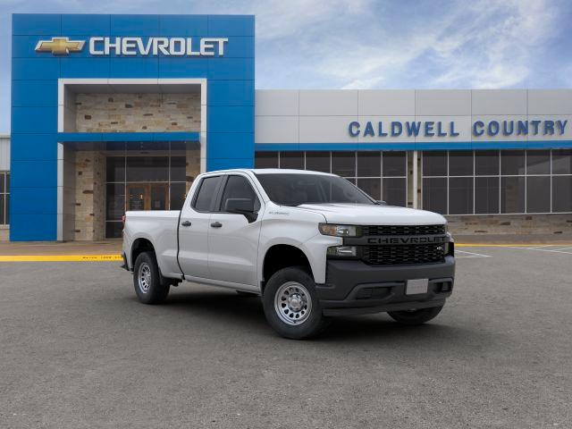 2019 Silverado 1500 Double Cab 4x2,  Pickup #304221 - photo 3