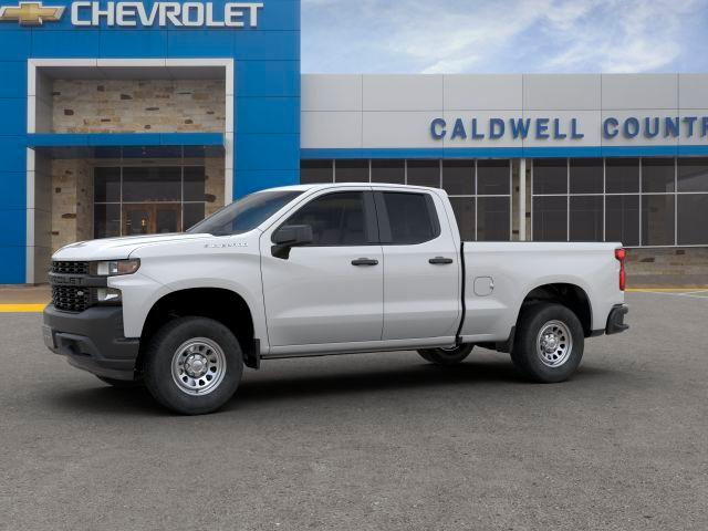 2019 Silverado 1500 Double Cab 4x2,  Pickup #304221 - photo 1