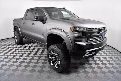 2021 Chevrolet Silverado 1500 Crew Cab 4x4, Pickup #151049 - photo 3