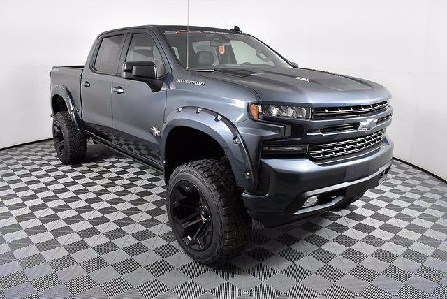 2021 Chevrolet Silverado 1500 Crew Cab 4x4, Pickup #151093 - photo 3