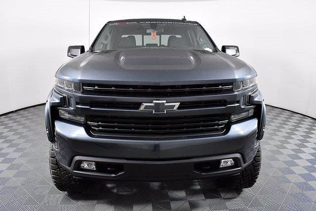 2021 Chevrolet Silverado 1500 Crew Cab 4x4, Pickup #151093 - photo 4