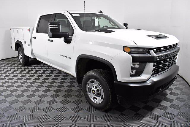 2020 Chevrolet Silverado 2500 Crew Cab 4x2, Knapheide Service Body #250142 - photo 3