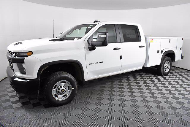 2020 Chevrolet Silverado 2500 Crew Cab 4x2, Knapheide Service Body #250142 - photo 5
