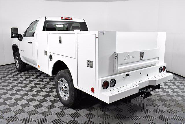 2021 Chevrolet Silverado 2500 Regular Cab 4x2, Knapheide Service Body #251004 - photo 2