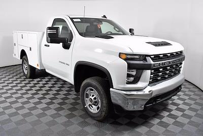 2021 Chevrolet Silverado 2500 Regular Cab 4x2, Knapheide Service Body #251004 - photo 3