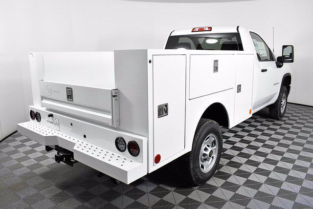 2021 Silverado 2500 Regular Cab 4x2,  Warner Truck Bodies Service Body #251005 - photo 16