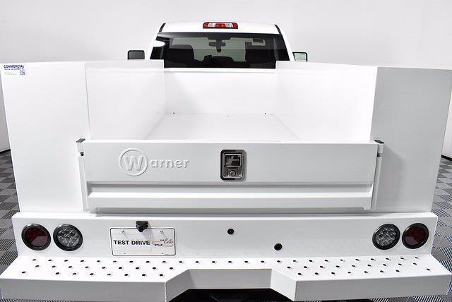 2021 Silverado 2500 Regular Cab 4x2,  Warner Truck Bodies Service Body #251005 - photo 17