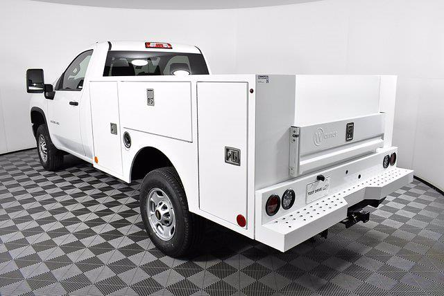 2021 Chevrolet Silverado 2500 Regular Cab 4x2, Knapheide Service Body #251005 - photo 2