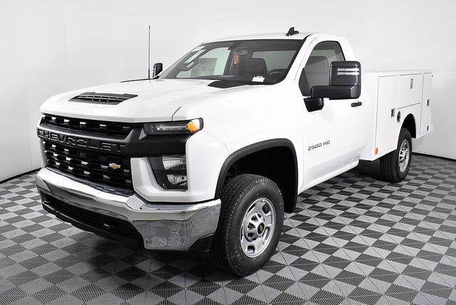 2021 Chevrolet Silverado 2500 Regular Cab 4x2, Knapheide Service Body #251005 - photo 1