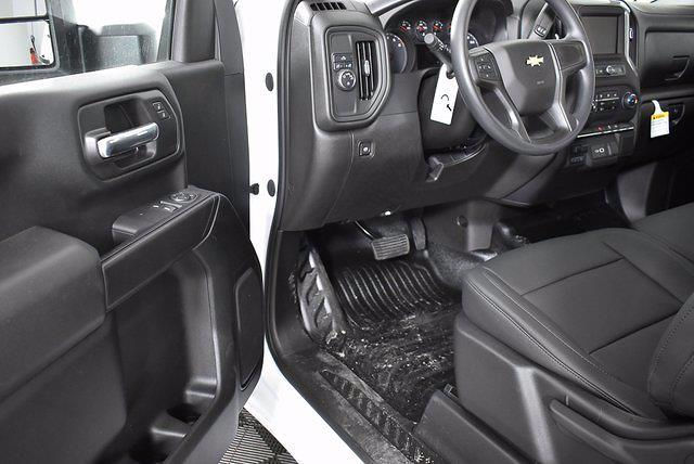 2021 Silverado 2500 Regular Cab 4x2,  Warner Truck Bodies Service Body #251005 - photo 7