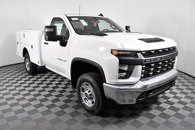 2021 Chevrolet Silverado 2500 Regular Cab 4x2, Knapheide Service Body #251005 - photo 3