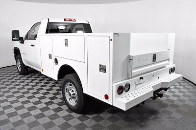 2021 Silverado 2500 Regular Cab 4x2,  Warner Truck Bodies Service Body #251005 - photo 2