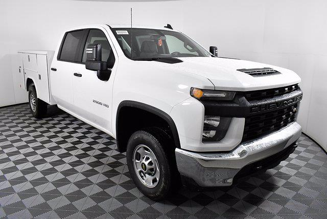 2021 Chevrolet Silverado 2500 Crew Cab 4x2, Knapheide Service Body #251030 - photo 3