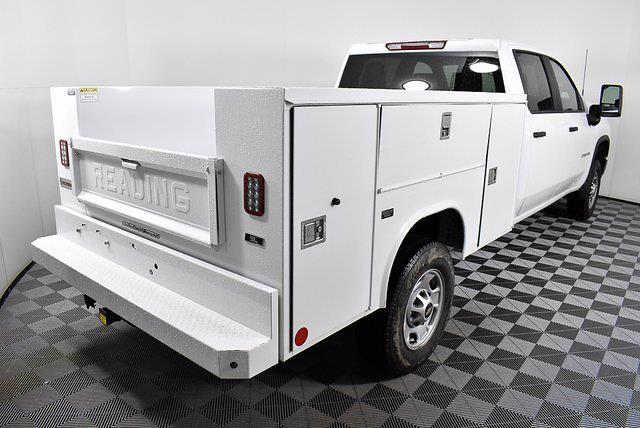 2021 Chevrolet Silverado 2500 Crew Cab 4x2, Knapheide Service Body #251030 - photo 17