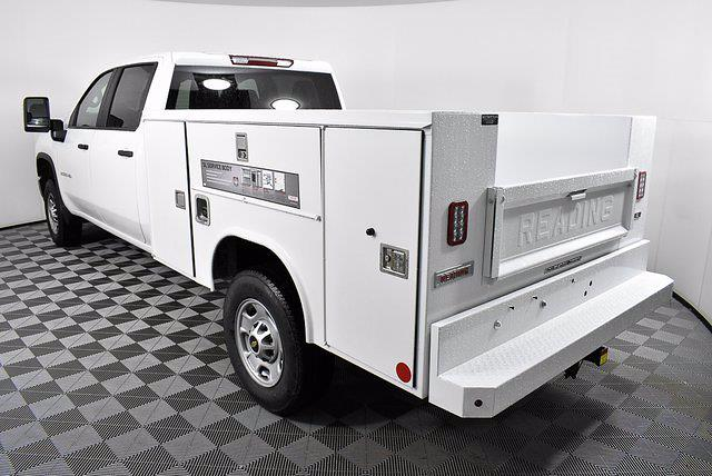 2021 Chevrolet Silverado 2500 Crew Cab 4x2, Knapheide Service Body #251030 - photo 2