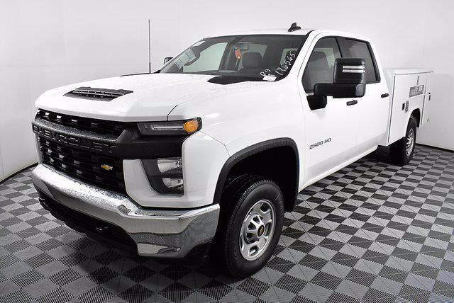 2021 Chevrolet Silverado 2500 Crew Cab 4x2, Knapheide Service Body #251030 - photo 1