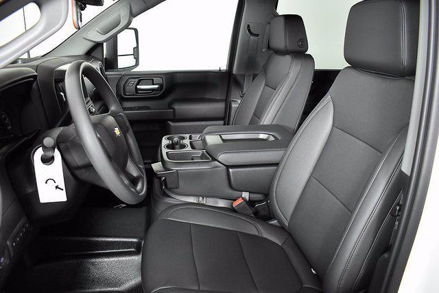 2021 Chevrolet Silverado 2500 Crew Cab 4x4, Service Body #251036 - photo 7