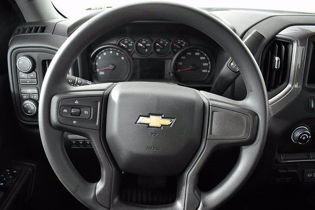 2021 Chevrolet Silverado 2500 Crew Cab 4x4, Service Body #251036 - photo 9