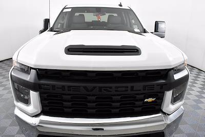 2021 Chevrolet Silverado 2500 Crew Cab 4x4, Service Body #251036 - photo 3