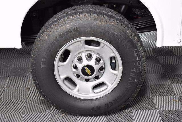 2021 Chevrolet Silverado 2500 Crew Cab 4x4, Reading SL Service Body #251041 - photo 37