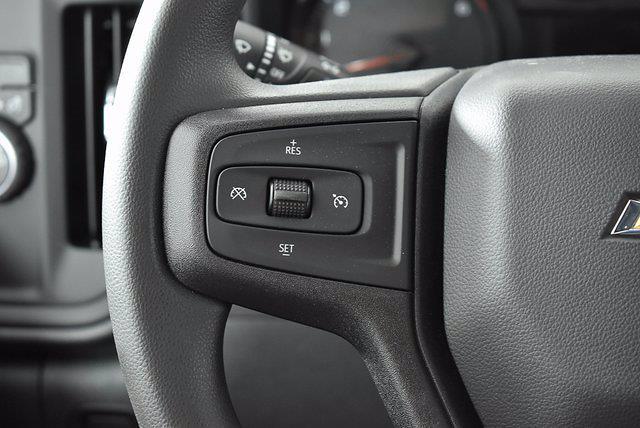 2021 Chevrolet Silverado 2500 Crew Cab 4x2, Warner Service Body #251042 - photo 10