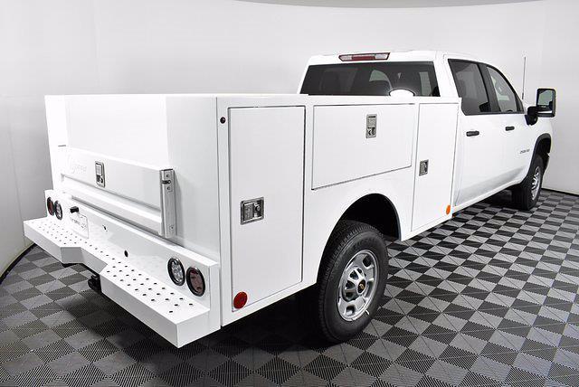 2021 Chevrolet Silverado 2500 Crew Cab 4x2, Warner Service Body #251042 - photo 17