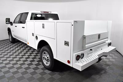 2021 Chevrolet Silverado 2500 Crew Cab 4x2, Warner Service Body #251042 - photo 2