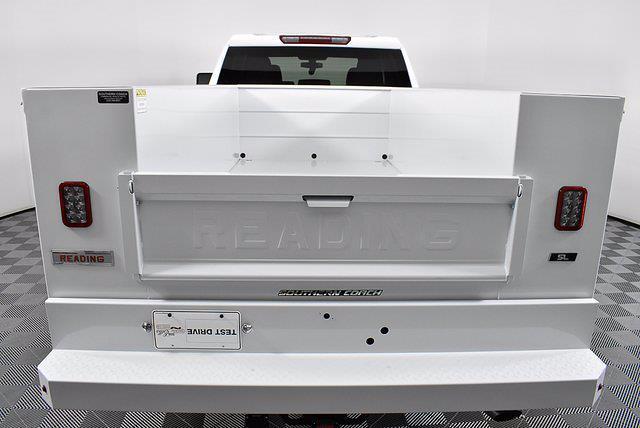 2021 Chevrolet Silverado 2500 Double Cab 4x4, Reading Service Body #251046 - photo 17