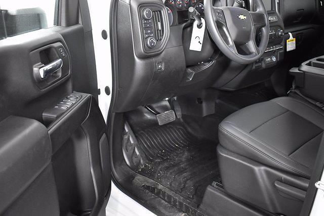 2021 Chevrolet Silverado 2500 Double Cab 4x4, Reading Service Body #251046 - photo 5