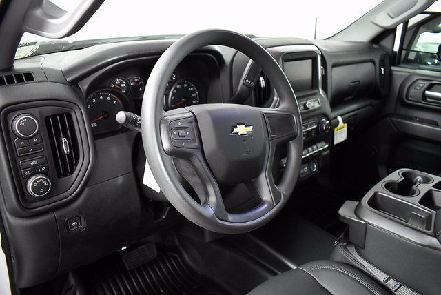 2021 Chevrolet Silverado 2500 Double Cab 4x4, Reading Service Body #251046 - photo 6