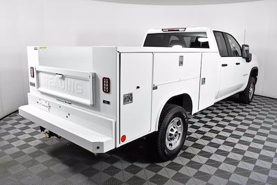 2021 Chevrolet Silverado 2500 Double Cab 4x4, Reading Service Body #251046 - photo 16
