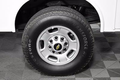 2021 Chevrolet Silverado 2500 Double Cab 4x4, Reading Service Body #251046 - photo 19