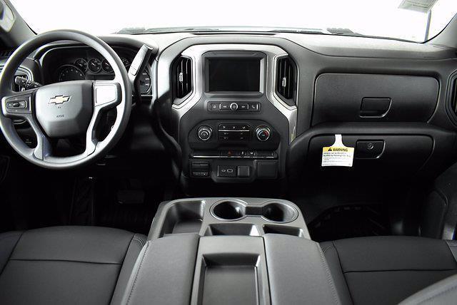 2021 Silverado 2500 Crew Cab 4x2,  Warner Truck Bodies Service Body #251047 - photo 16