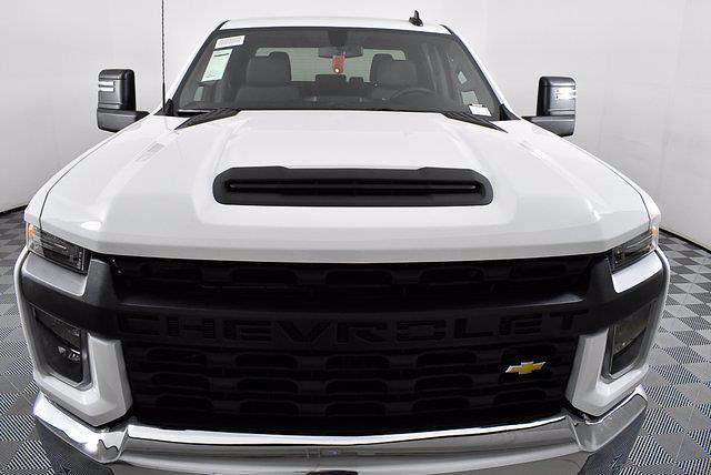 2021 Silverado 2500 Crew Cab 4x2,  Warner Truck Bodies Service Body #251047 - photo 3
