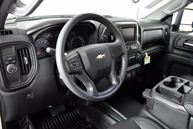 2021 Silverado 2500 Crew Cab 4x2,  Warner Truck Bodies Service Body #251047 - photo 6