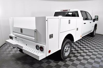 2021 Silverado 2500 Crew Cab 4x2,  Warner Truck Bodies Service Body #251047 - photo 17