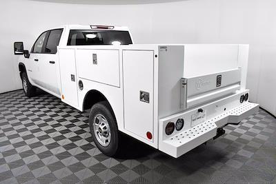 2021 Silverado 2500 Crew Cab 4x2,  Warner Truck Bodies Service Body #251047 - photo 2