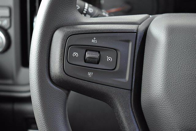 2021 Chevrolet Silverado 2500 Crew Cab 4x2, Warner Service Body #251048 - photo 10