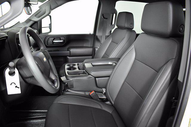 2021 Chevrolet Silverado 2500 Crew Cab 4x2, Warner Service Body #251048 - photo 7