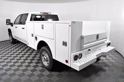2021 Chevrolet Silverado 2500 Crew Cab 4x2, Warner Service Body #251048 - photo 2